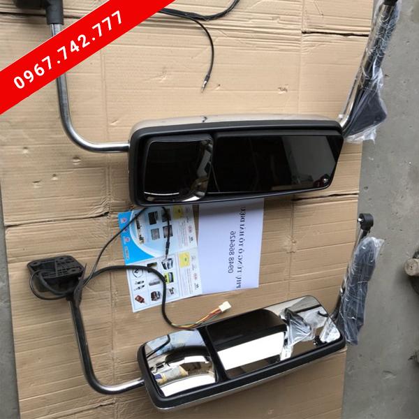 nhập khẩu và phân phối gương đèn xe tải